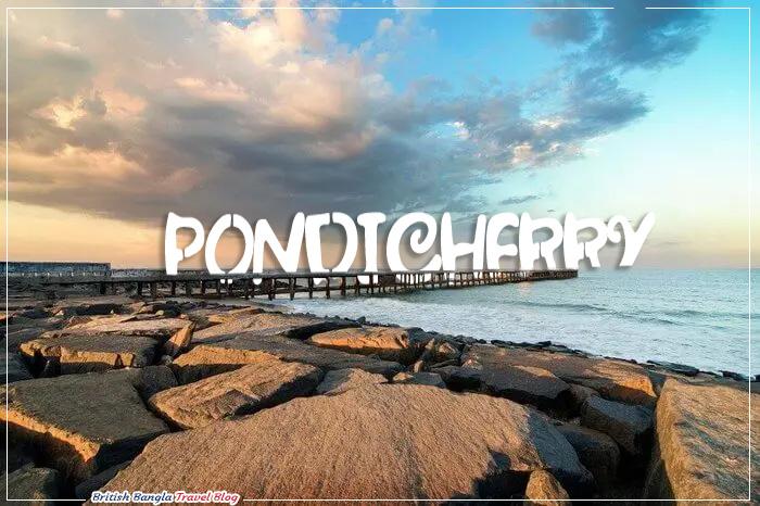 Pondicherry beaches of india